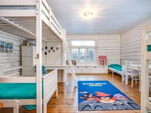Perimmäinen makuuhuone
