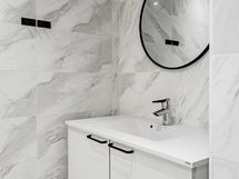 Kylpyhuone tihkuu luxusta