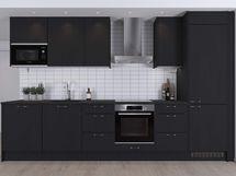 Visualisointi lisähintaisesta Noki-keittiötyylistä