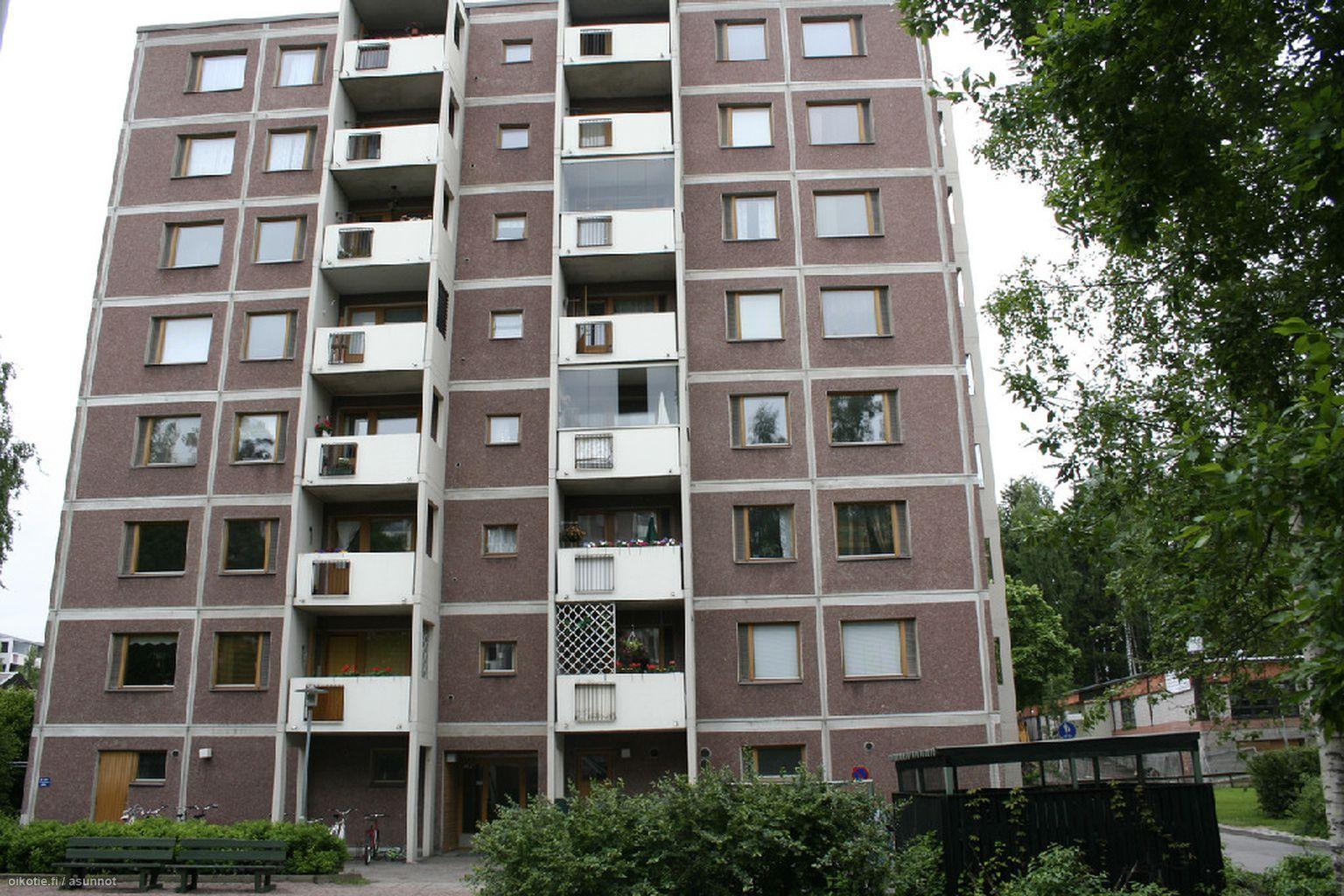70,5 m² Lehmipolku 1 A, 01360 Vantaa Kerrostalo Kaksio vuokrattavana - Oikotie 13074705