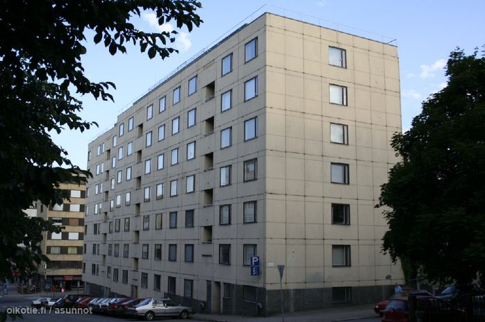 Yliopistonkatu 5 Vi Kaupunginosa Turku