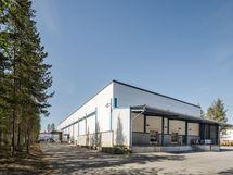 tuotantotilaa puulaakintie 8 palokangas jyvaskyla Sagax julkisivukuva2