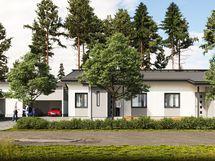 Mikkeli, Rantakylä, Vesitorninkuja 1 A2,B4,B6,C9, 73m², 3H+K+S+KHH+VH, 194900 euroa