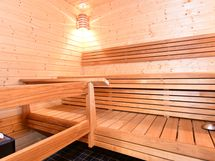 Hulppea vimpan päälle sauna