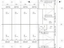 Pohjapiirros A-vaihe 2krs optiorakentamisesta