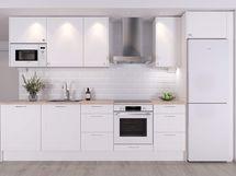 Visualisointi Vehnä-keittiötyylistä