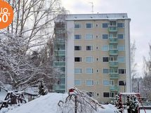 Mikkeli, Lehmuskylä/Kiiskinmäki, Vesitorninkatu 8, 54m², 2h+k, 76000 euroa