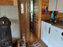 Makuualkoviin ja wc:n ovi - Mot sovalkoven och wc dörren