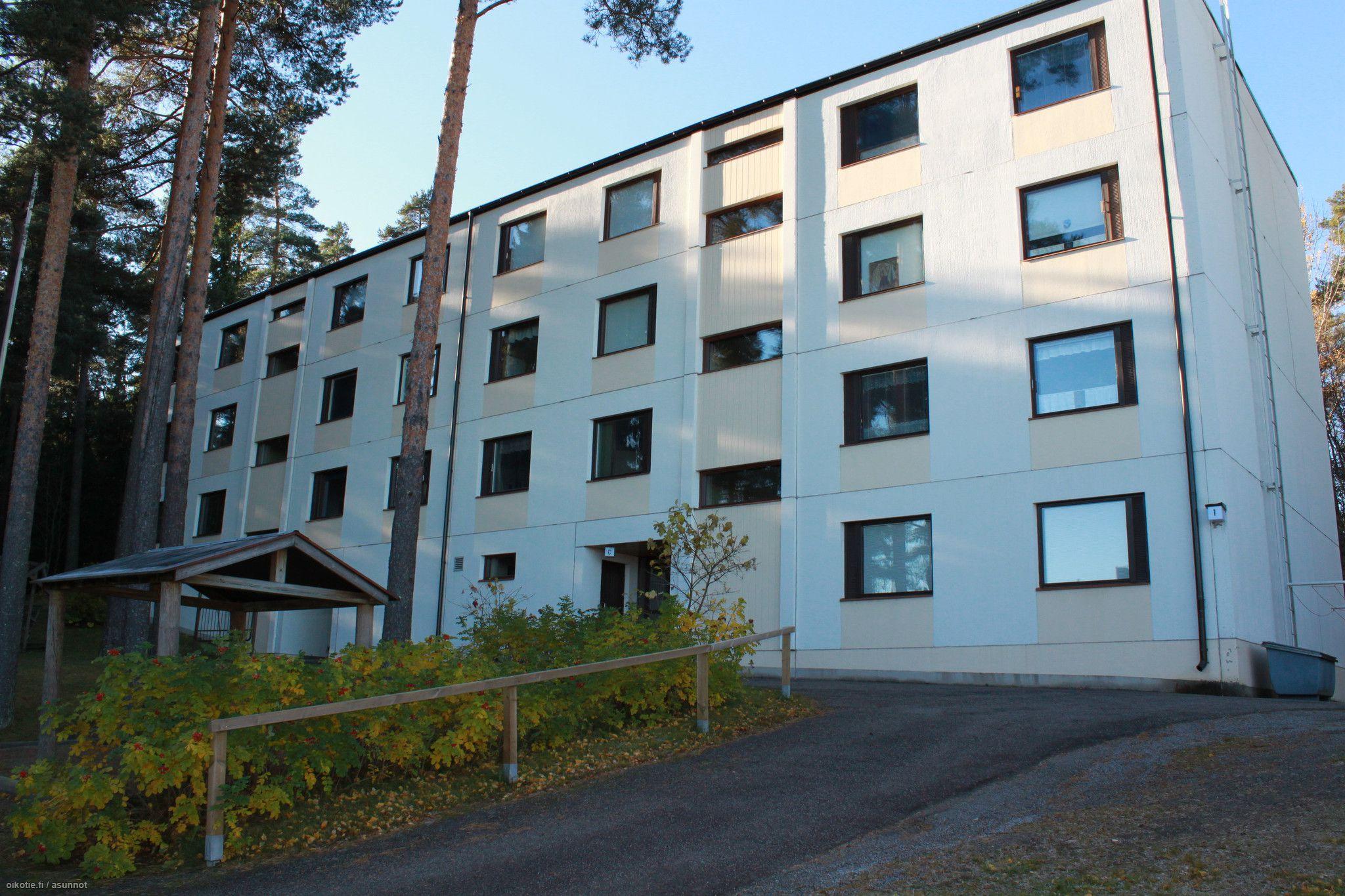 61 M Lukonmaenkatu 1 33710 Tampere Kerrostalo Kaksio