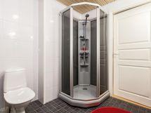 Ph:ssa suihkukaappi