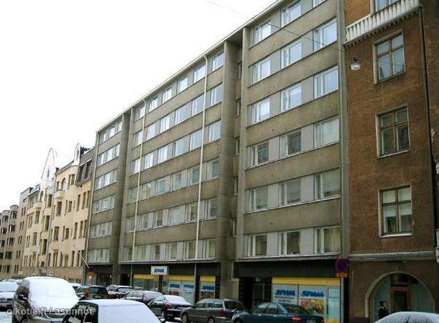 Pietarinkatu Helsinki