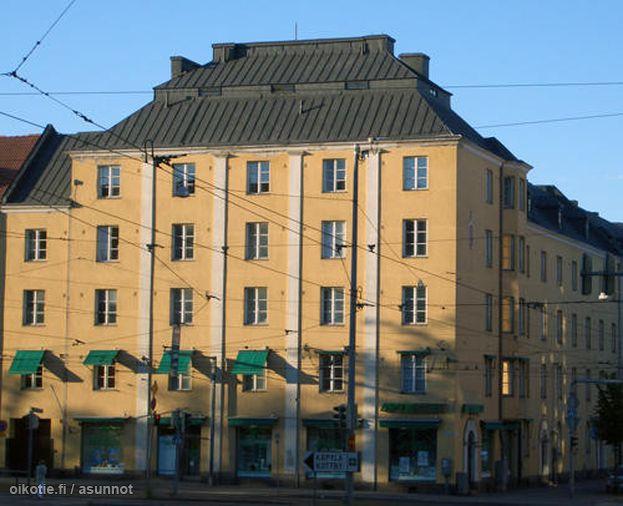 Mäkelänkatu Helsinki