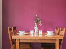Ruokapöydän paikka