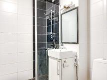 Tyylikäs kylpyhuone!