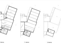 F-rakennuksen pohja