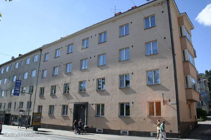 Makelankatu 36 Vallila Helsinki Oikotie Asunnot