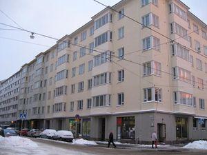 Vaasankatu Helsinki
