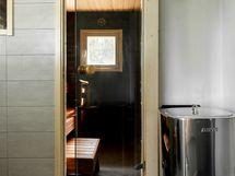 sauna+pesutila