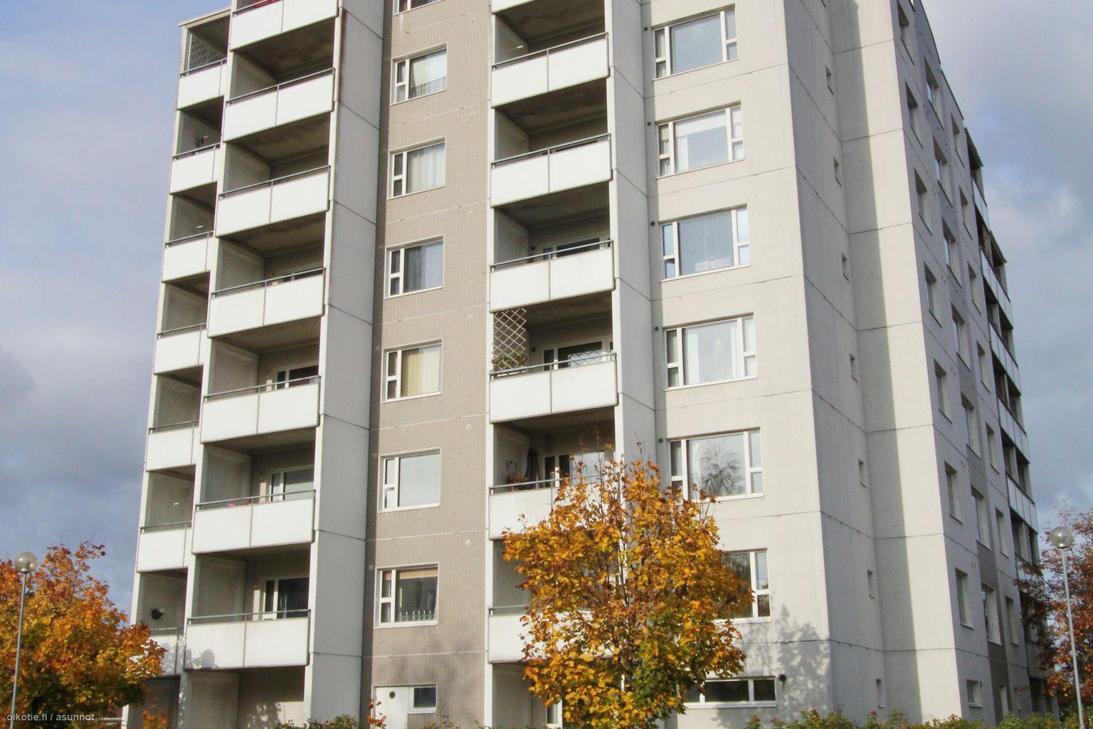 68 m² Vähärasinkatu 4 A 24, 20540 Turku Kerrostalo Kaksio myynnissä - Oikotie 5815217