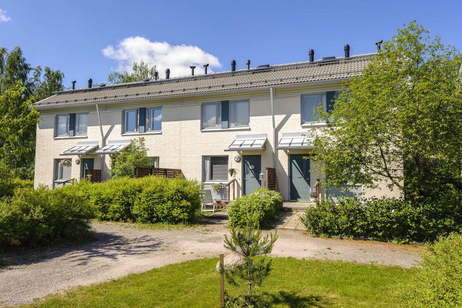 82,5 m² Juvanpuisto 1, 02920 Espoo Rivitalo 3h myynnissä - Oikotie 7736107