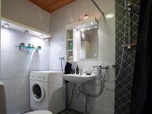 Pesuhuone uusittu 2009