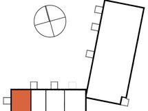 Asunnon B34 sijainti kerroksessa