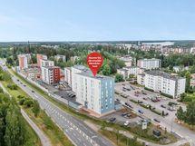 Järvenpään Välskärinhovi on muuttovalmis RS-kohde.