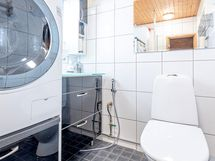 Pesuhuone toiseen suuntaan