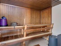 Piharakennuksn sauna