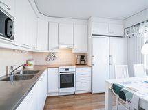 L-mallinen keittiö