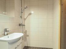 Pesuhuone juuri remontoitu