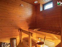 Sauna kutsuu leppoisiin löylyihin