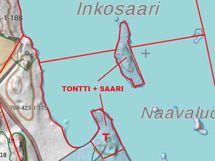 Tontti ja saari