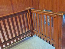 portaikko yläkerrasta