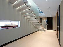 Kelluva portaat / Floatin staircase