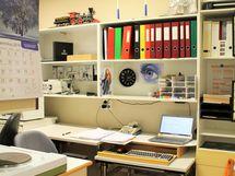 toimisto/keittiötila