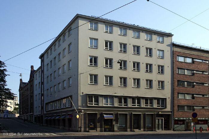 Tehtaankatu 36 Eira Helsinki Oikotie Asunnot
