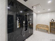 Span kylpyhuoneosasto