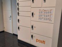 Smartpostihuone