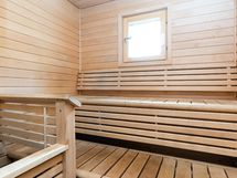 Sauna.