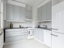 uusittu keittiö