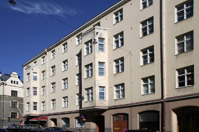 Eerikinkatu 48 Kamppi Helsinki Oikotie Asunnot