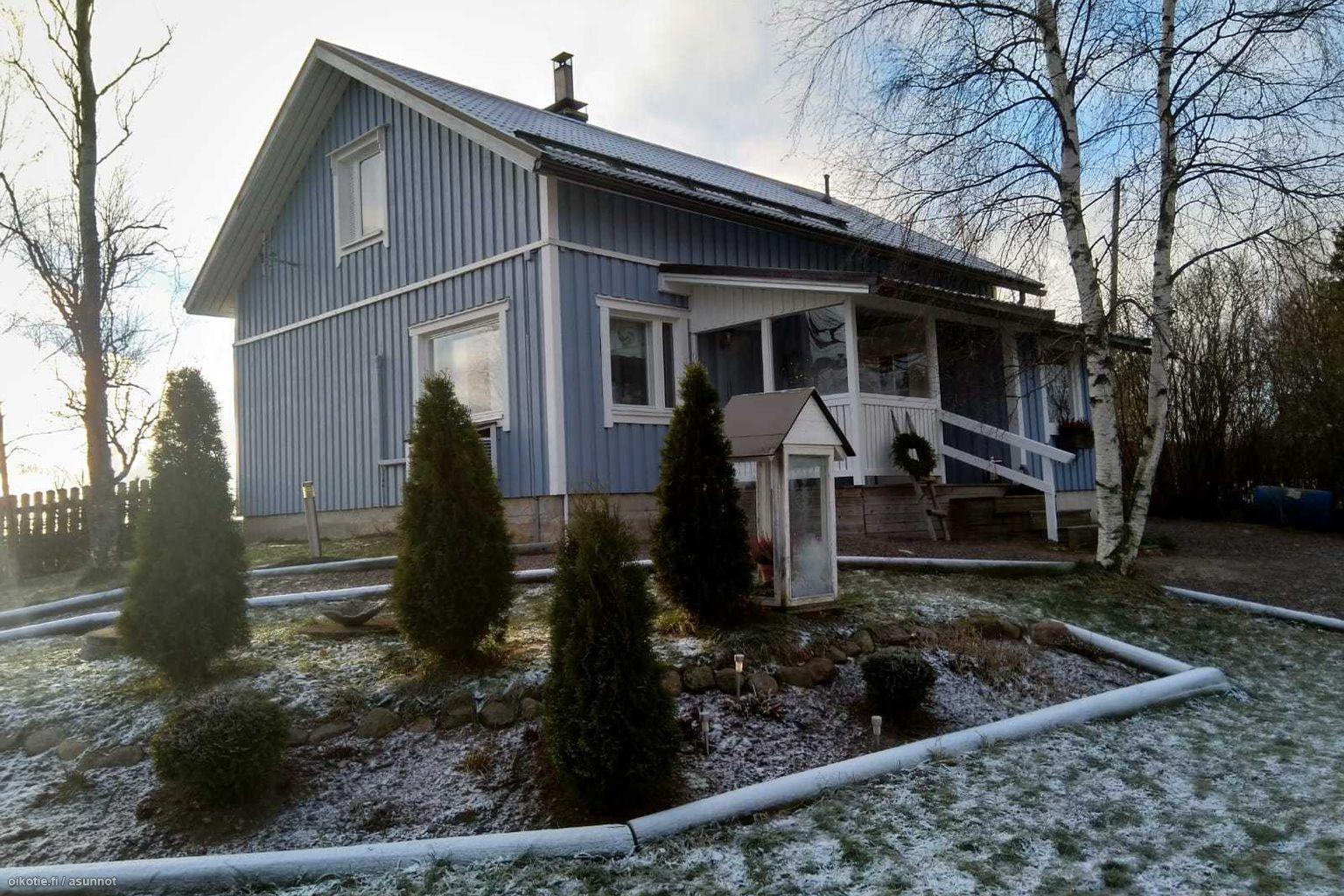 90 m² Alakuja 40, 47200 Kouvola Omakotitalo Kaksio myynnissä - Oikotie 14859329