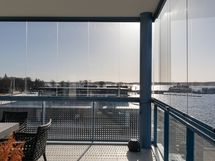 Terassin näkymät / Terrace View