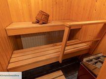 Oma sauna on arjen luksusta