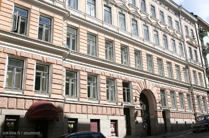 Vironkatu 7 Kruununhaka Helsinki Oikotie Asunnot