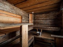 Kelotulkun saunatilat