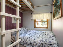 Makuuhuone ja parvisänky