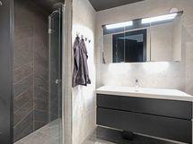 Vieraskylpyhuone /Guest bathroom