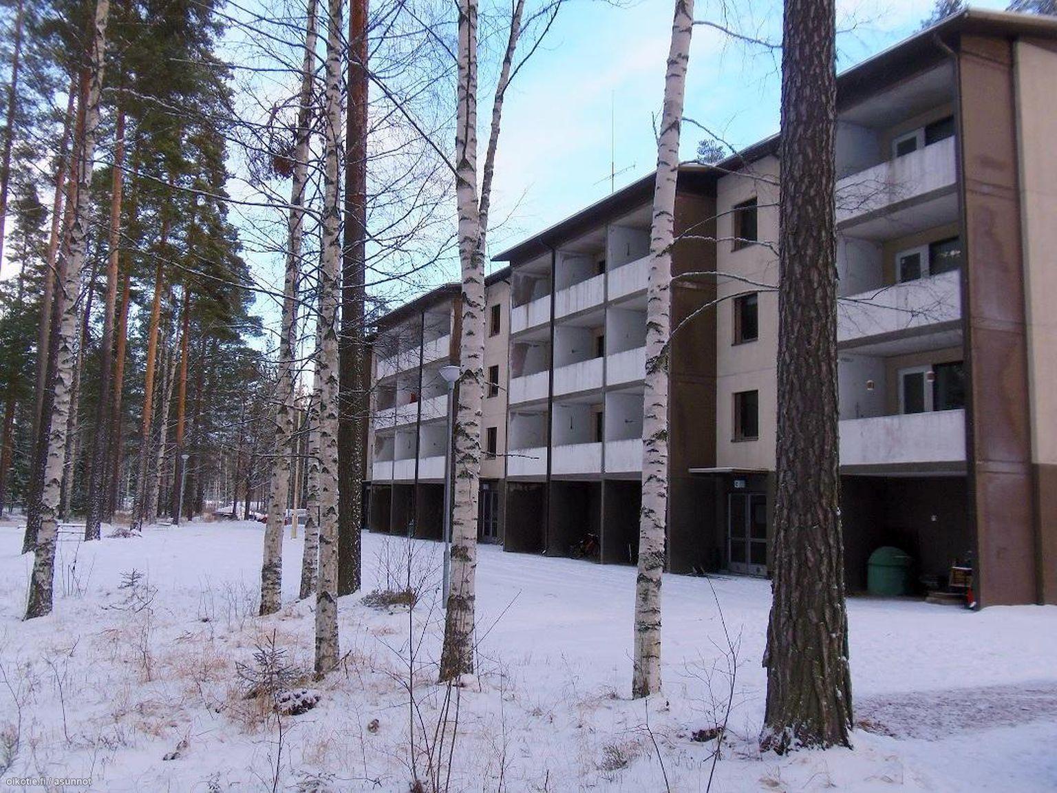 Asunnot Jämsä
